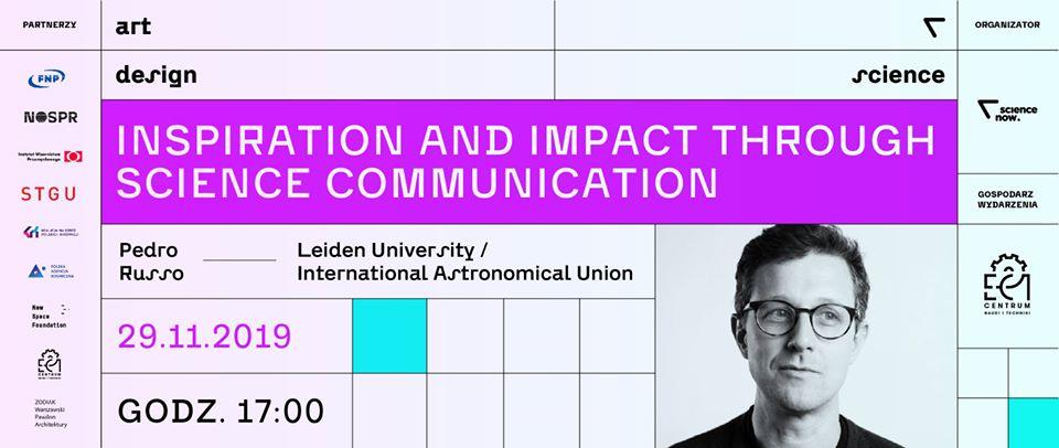 Inspiration and impact through science communication @ EC1 - ul.Targowa 1/3