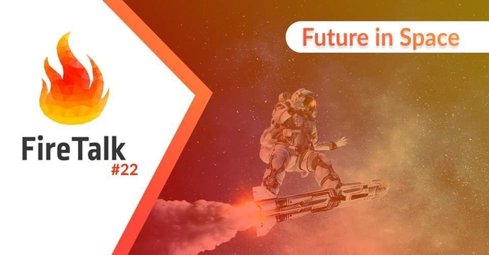 Future in space @ HubHub Postępu 14