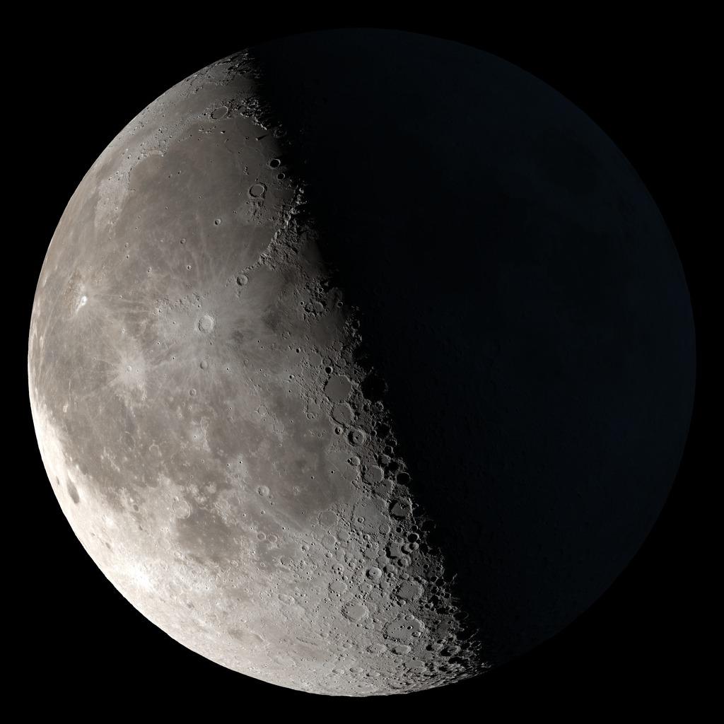 🌗 Trzecia kwadra Księżyca