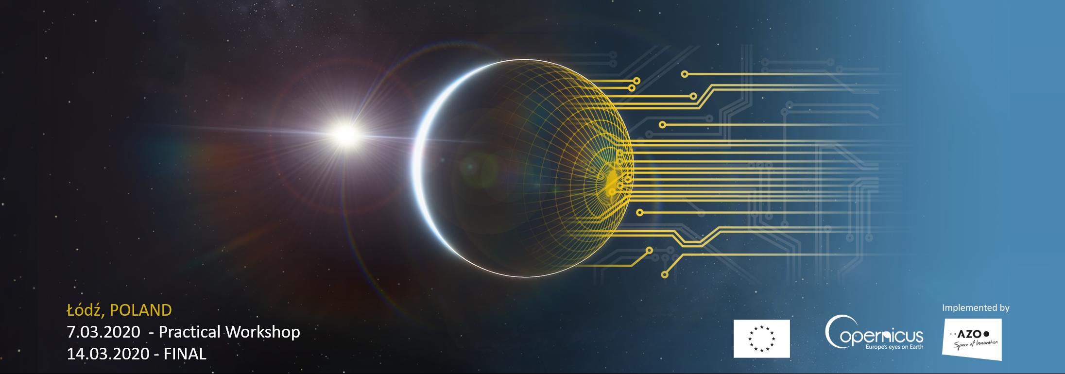 Copernicus Hackathon @ Piotrkowska 148/150