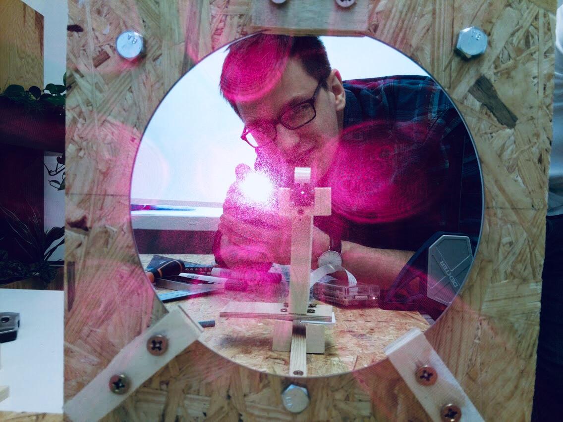 O technice budowy teleskopów astronomicznych - warsztaty @ al. Solidarności 78