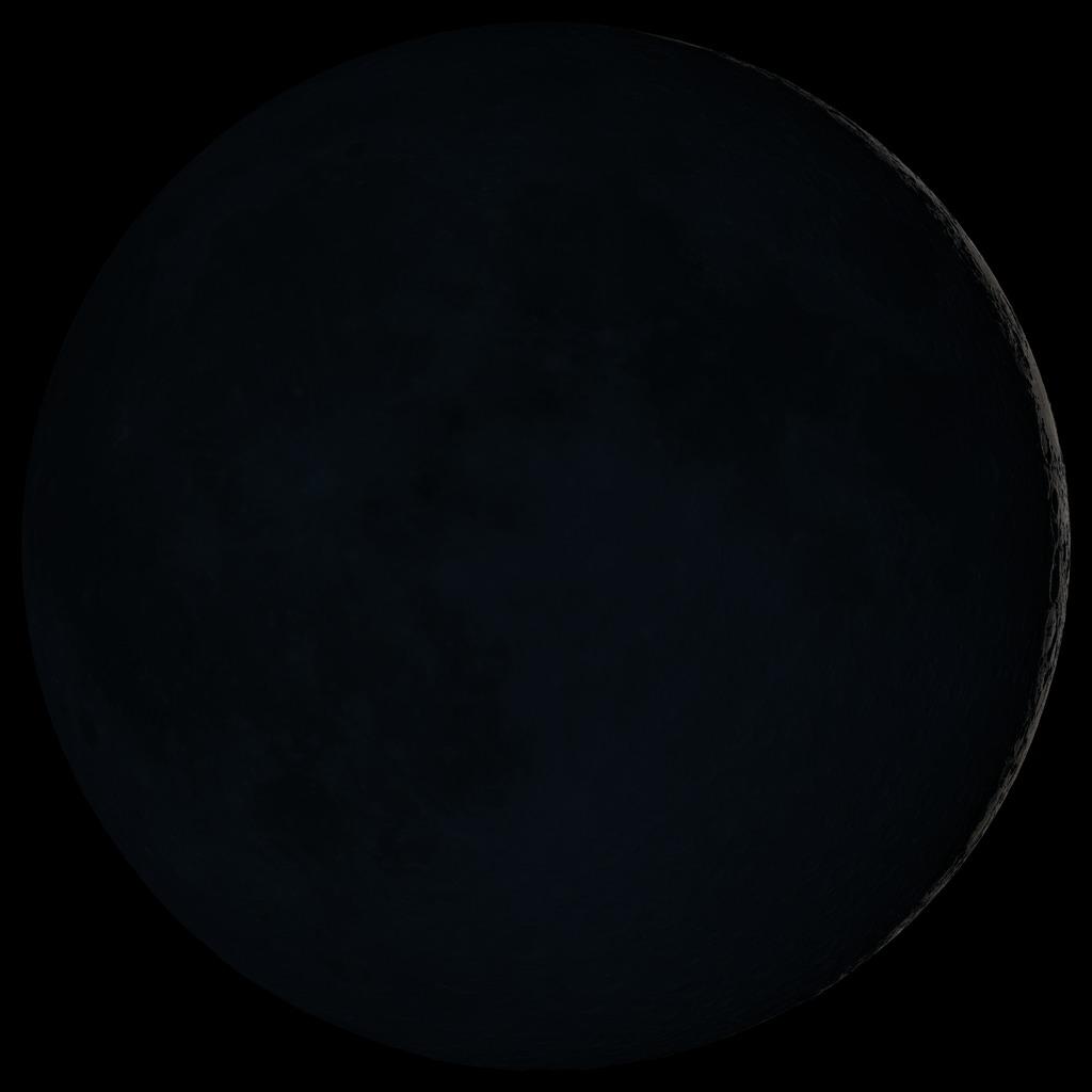 🌑 Nów Księżyca