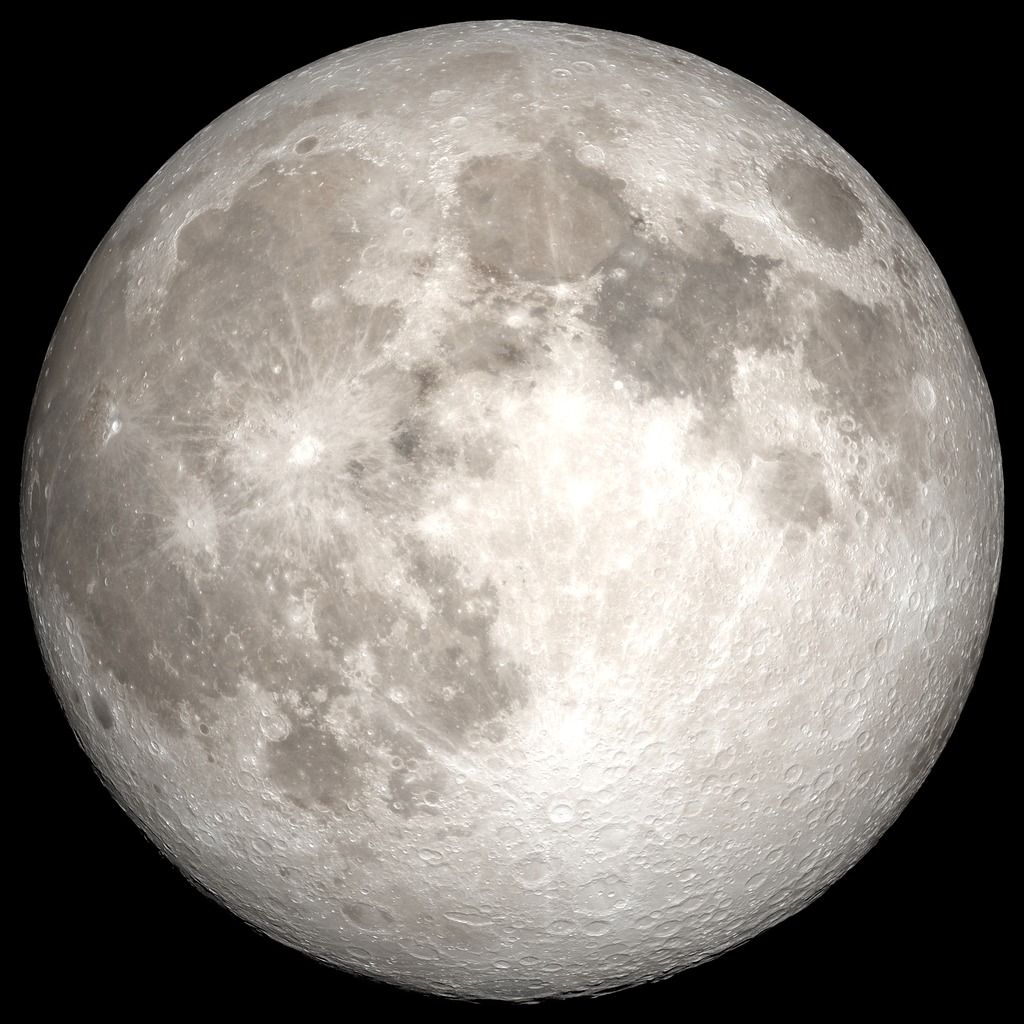 🌕 Pełnia Księżyca – superksiężyc