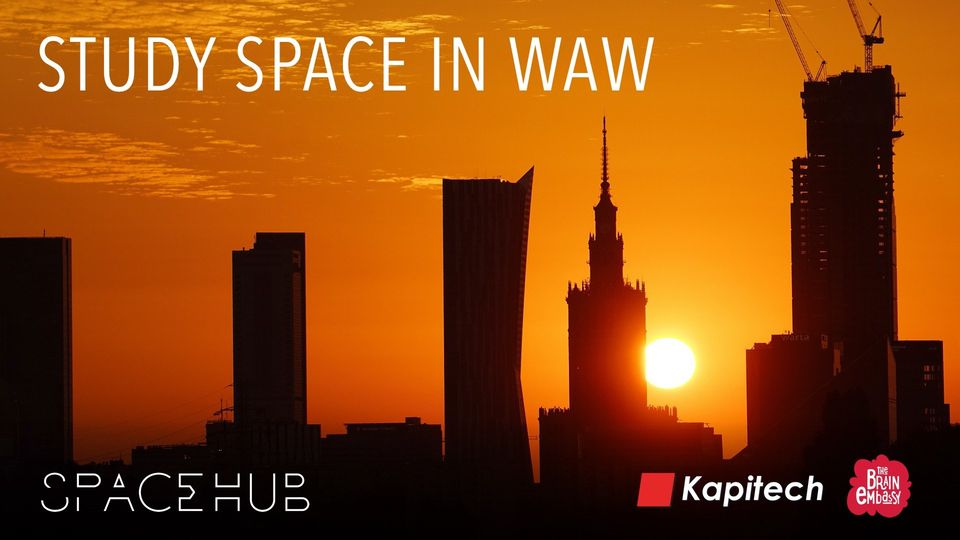 SpaceHUB: Jak studiować kosmos wWarszawie? @ Online