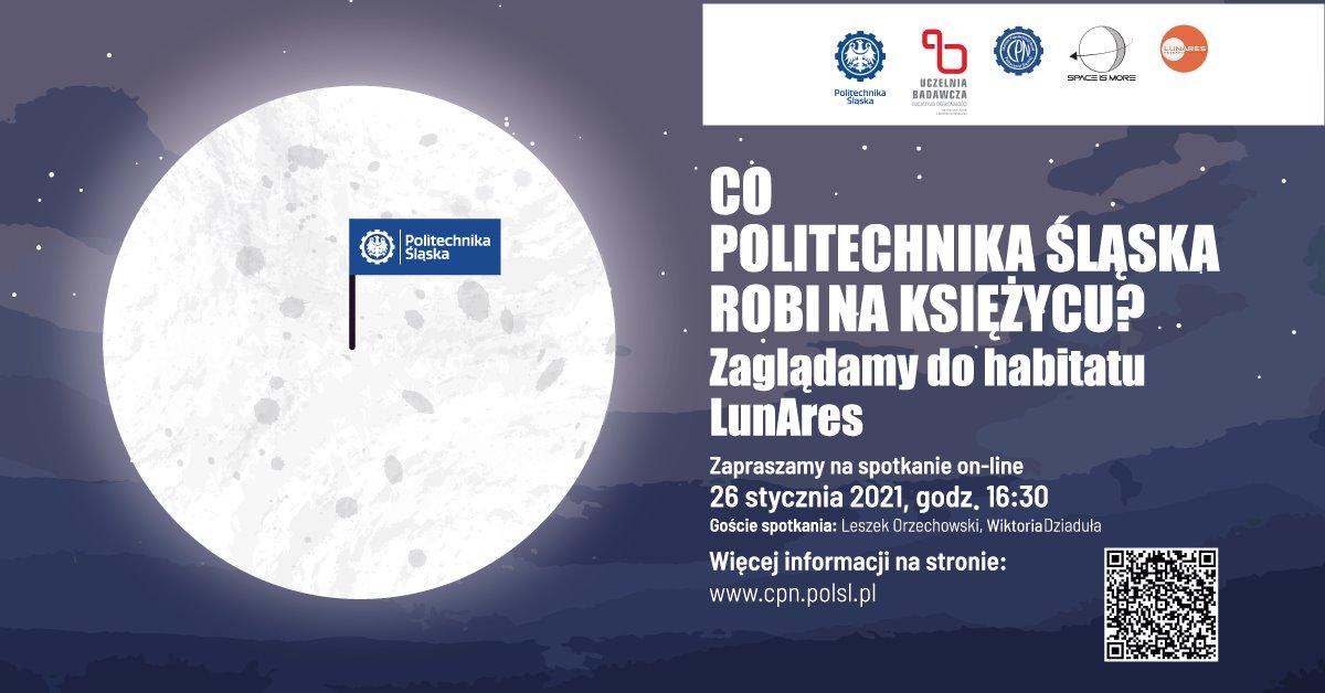 Co Politechnika Śląska robi naKsiężycu? - Zaglądamy dohabitatu LunAres @ Online