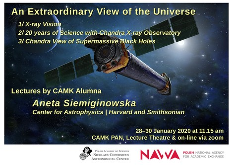An Extraordinary View of the Universe @ Centrum Astronomiczne Mikołaja Kopernika