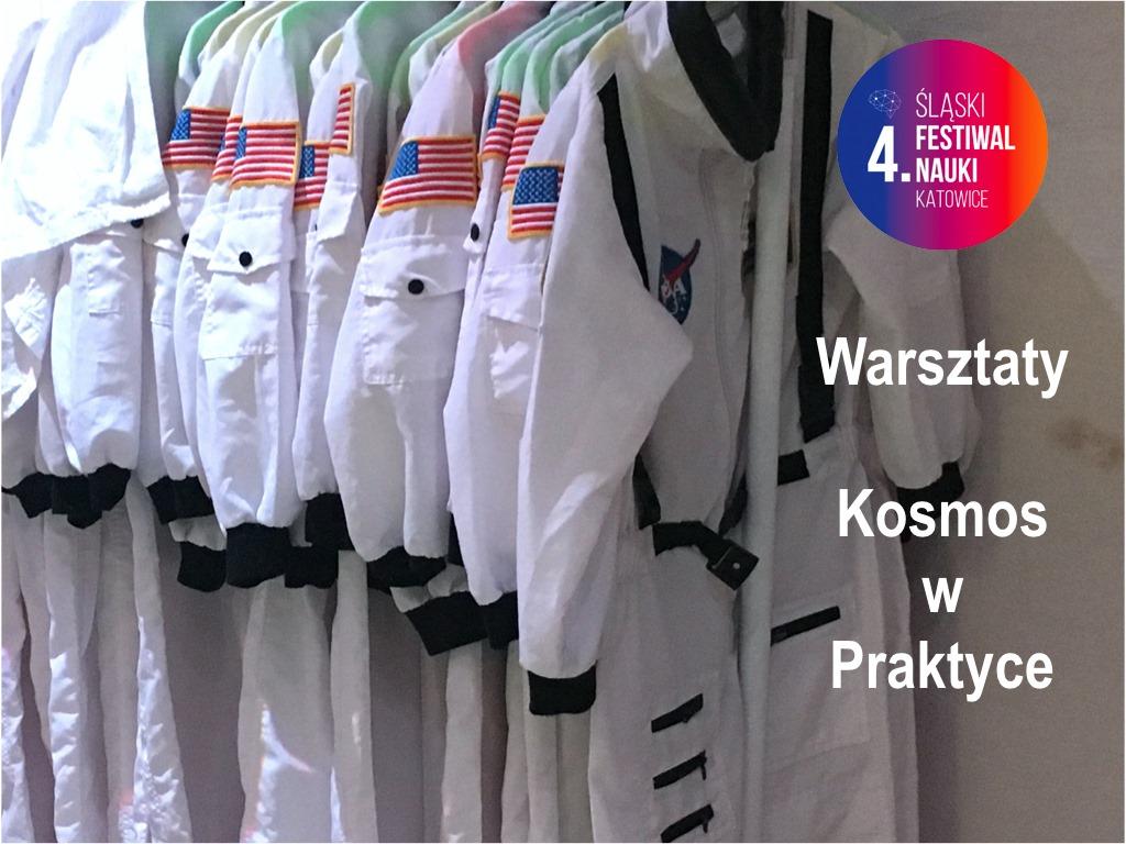 Analog Astronaut Training Center na Śląskim Festiwalu Nauki