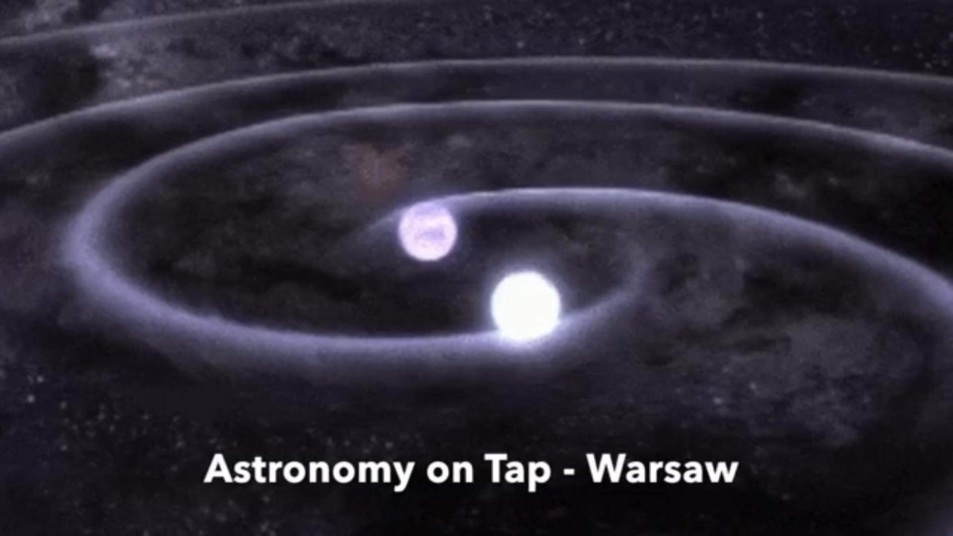Astronomy on Tap - Warsaw vol. 2 @ Centrum Zarządzania Światem