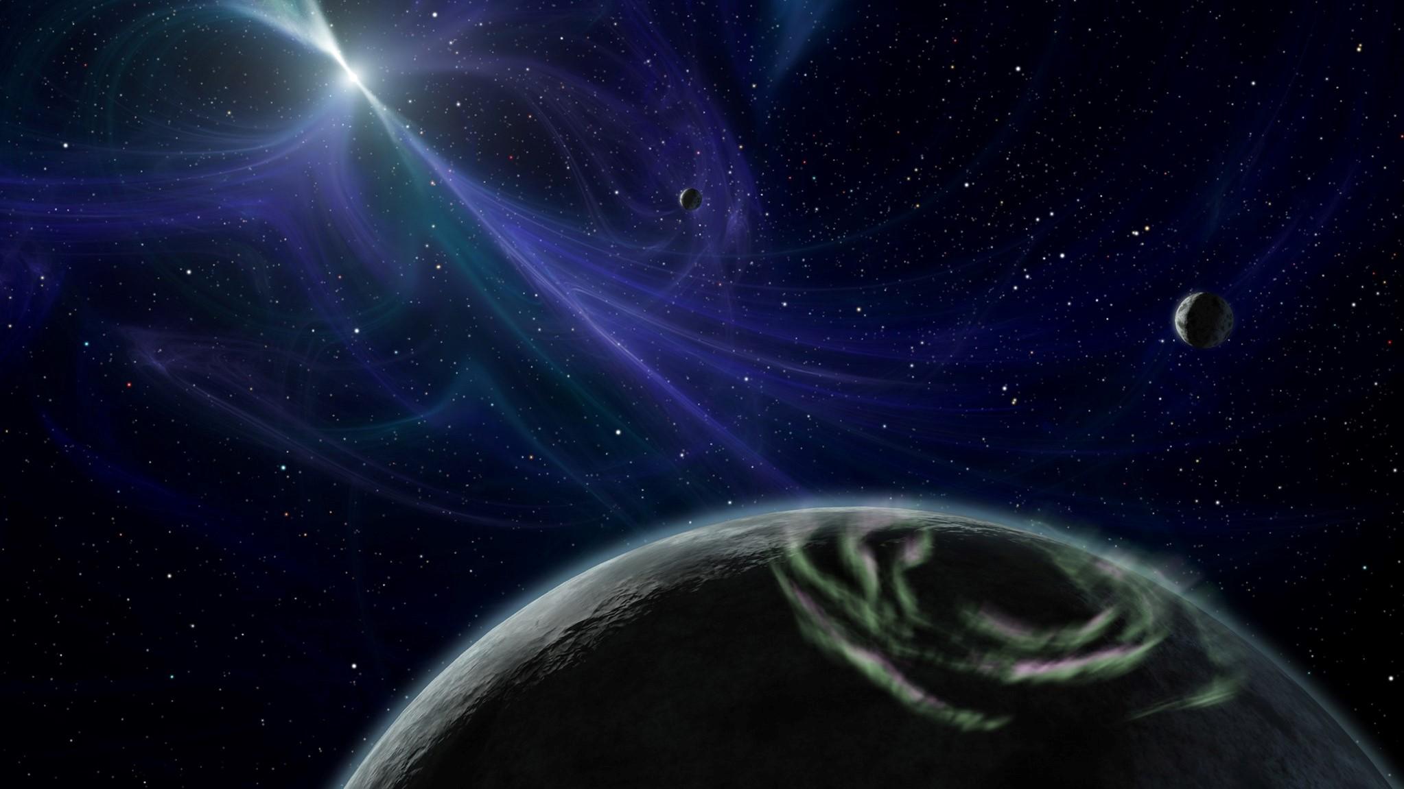 Dlaczego planety Wolszczana są dziwne? @ Instytut Astronomiczny Uniwersytetu Wrocławskiego