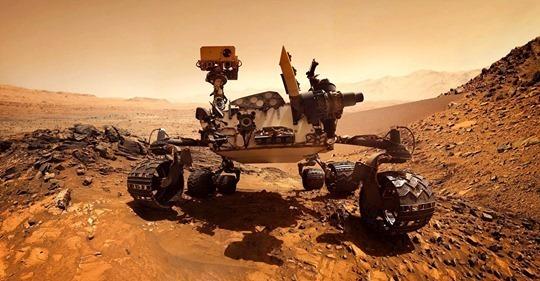Kolonizacja Marsa, azłoża metali @ Instytut Astronomiczny Uniwersytetu Wrocławskiego