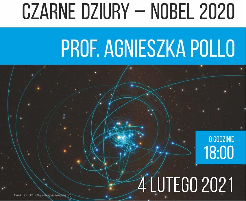 Zapytaj fizyka: Czarne dziury – Nobel 2020 @ Wydział Fizyki Uniwersytetu Warszawskiego