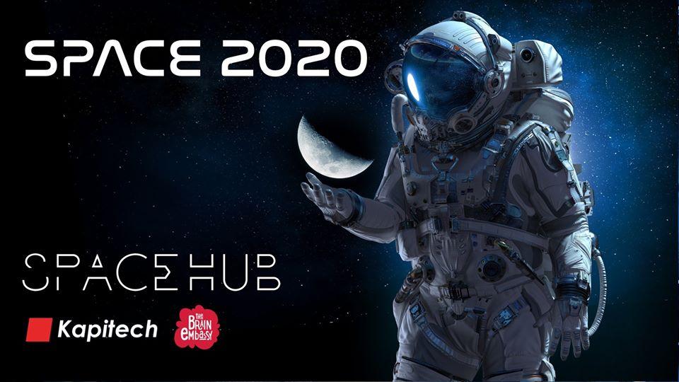Space 2020 - nasza przyszłość w kosmosie @ Brain Embassy
