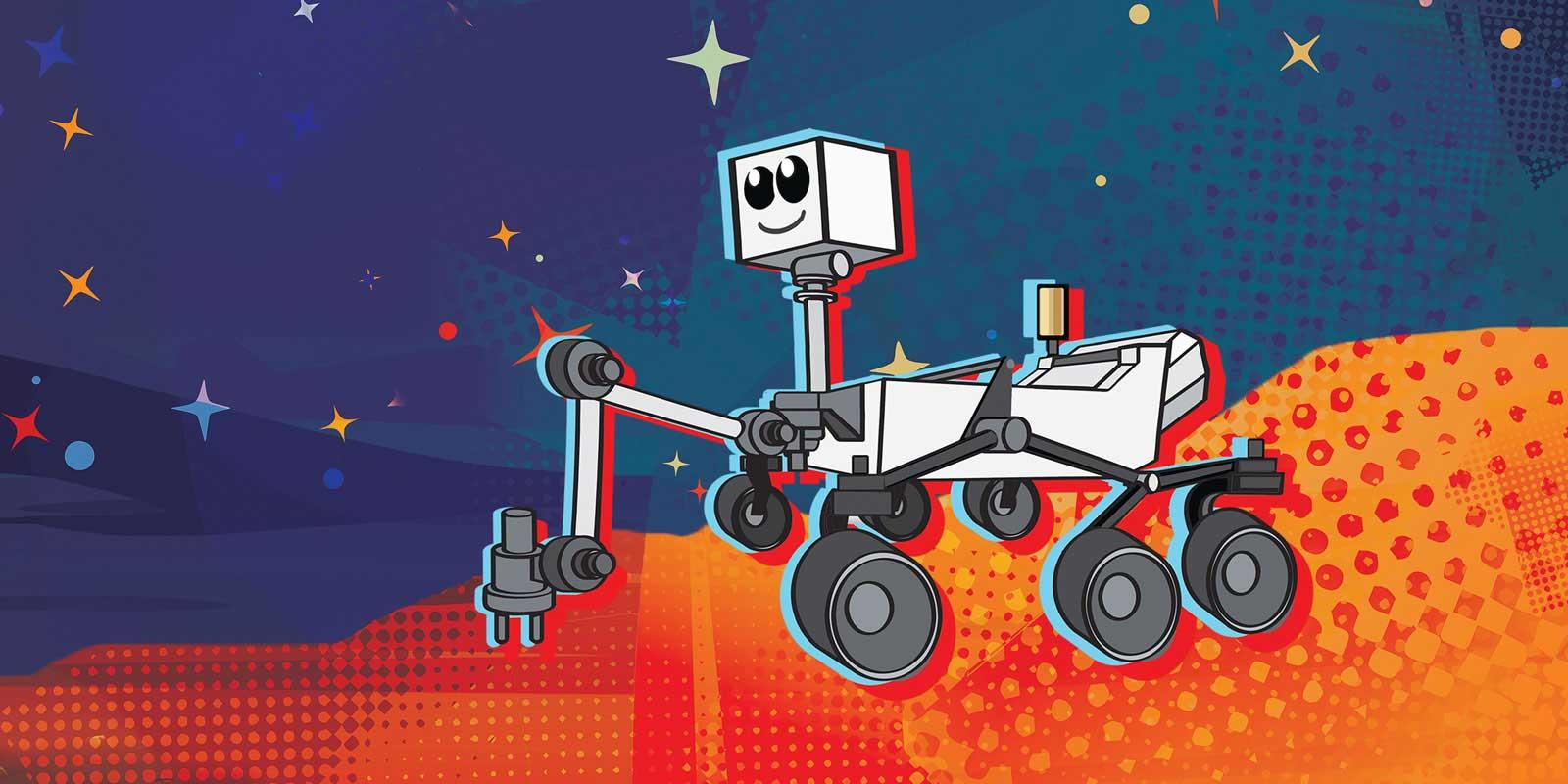 Name the rover!