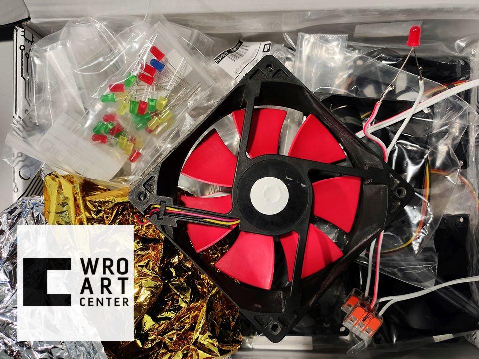 Kosmiczna wtyczka - warsztaty we WRO   ferie @ Centrum Sztuki WRO / WRO Art Center