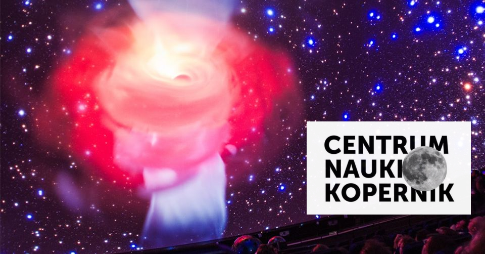 Walentynki pod gwiazdami - Pokazy w Centrum Nauki Kopernik @ Planetarium Centrum Nauki Kopernik