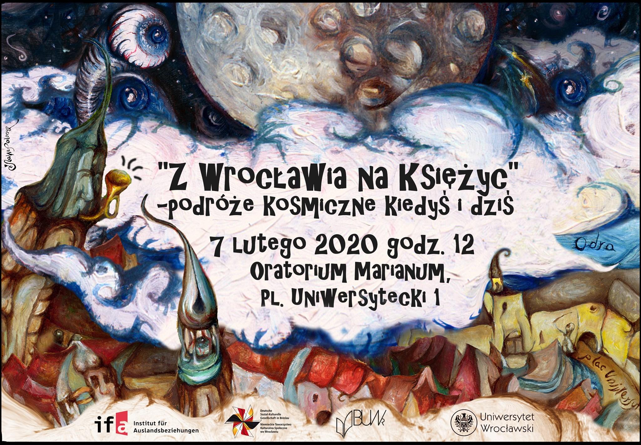 Z Wrocławia na Księżyc @ Oratorium Marianum