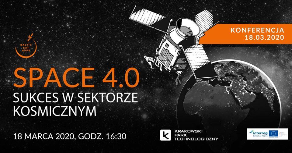 Space 4.0. Sukces wsektorze kosmicznym @ Plac Nowy 1