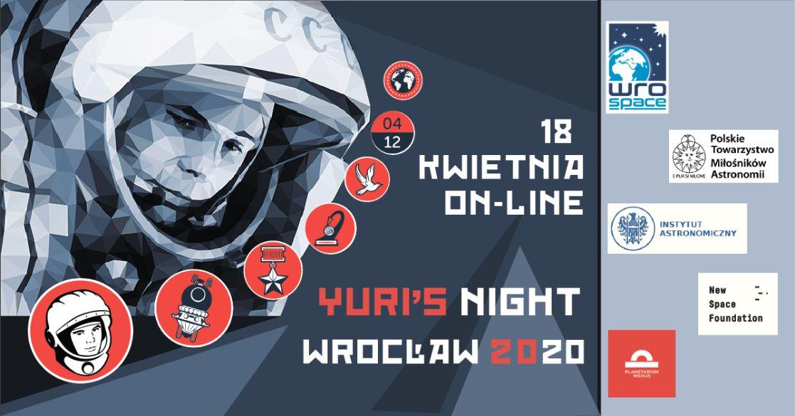 Yuri's Night Wrocław 2020