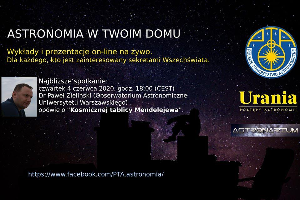 Astronomia wTwoim domu XIV @ Online