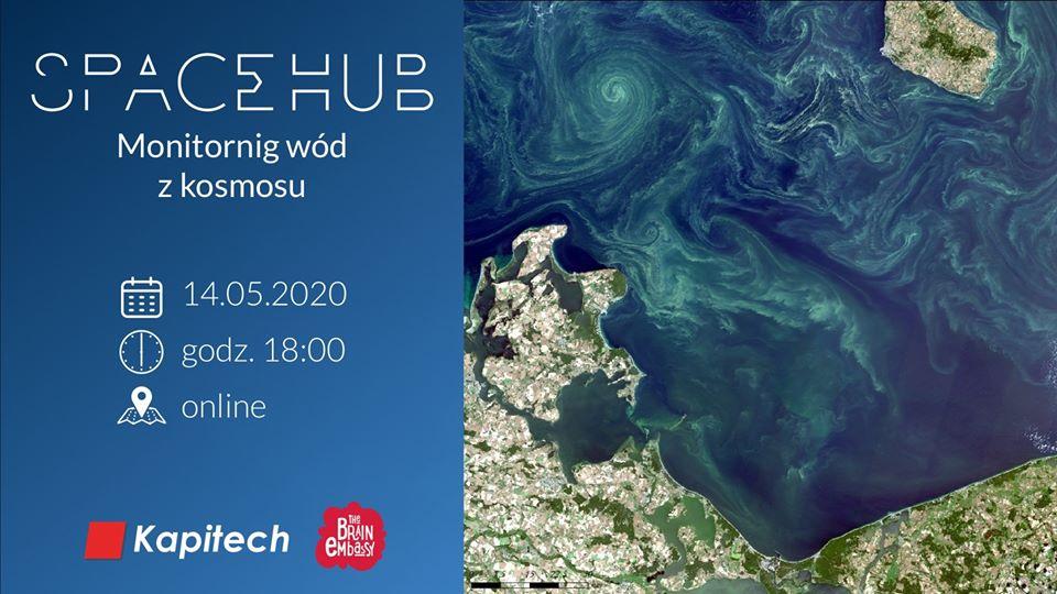 Monitoring wód z kosmosu @ Online