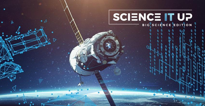 ScienceITup: Big Science Edition @ Online