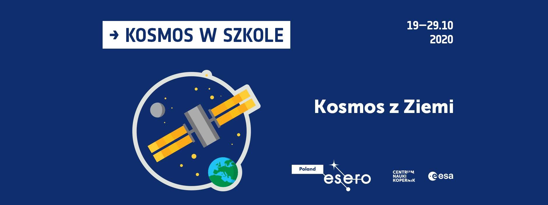 Kosmos zZiemi - konferencja Kosmos wSzkole @ Online