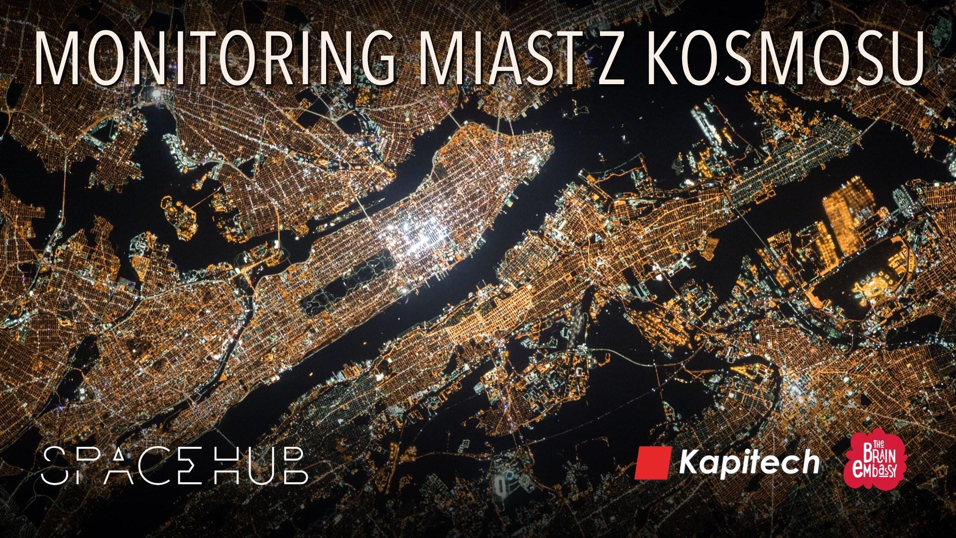 Monitoring miast zkosmosu @ Online