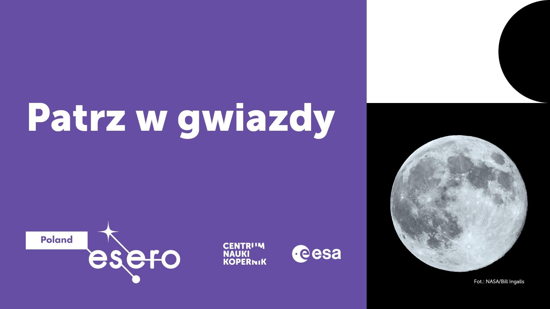 Gwiezdne pokazy spod kopuły Planetarium na żywo @ Online