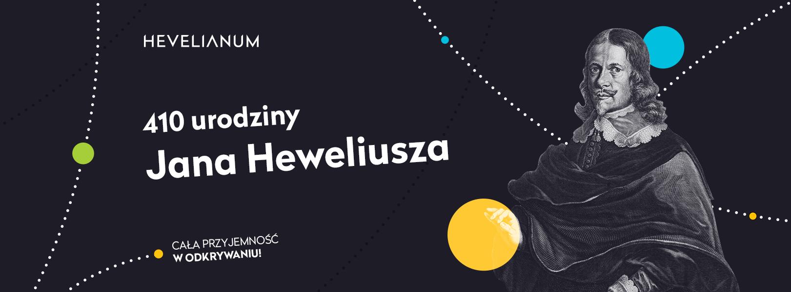 Inauguracja 410 urodziny Jana Heweliusza - Hevelianum @ Online