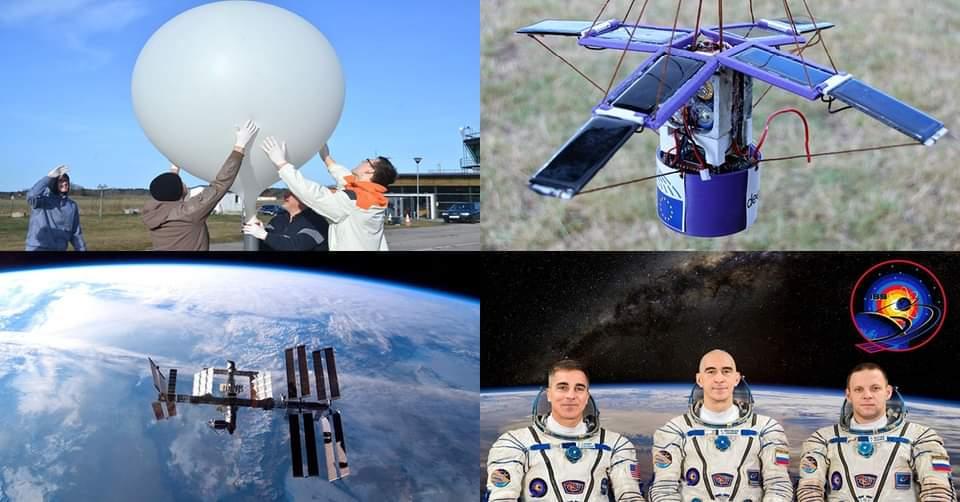 Giełda Inspiracji | Ziemia z Kosmosu @ Online