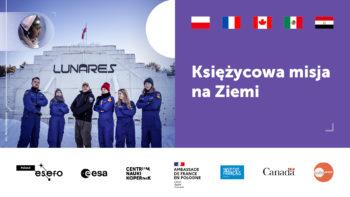 Księżycowa misja naZiemi | ESERO Polska @ Online