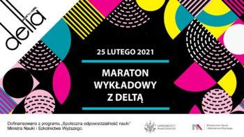 """Maraton wykładowy z """"Deltą"""" @ Online"""
