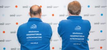 Kosmiczny Klub Młodego Odkrywcy | Eksperci KMO: Małopolska @ Online Zoom