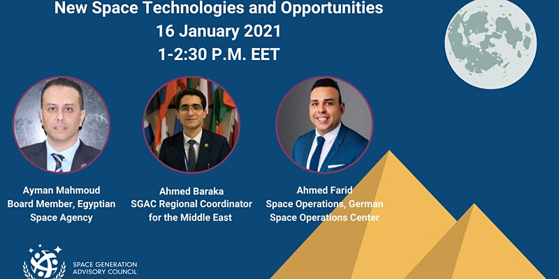 New Space Technologies and Opportunities @ Online Event