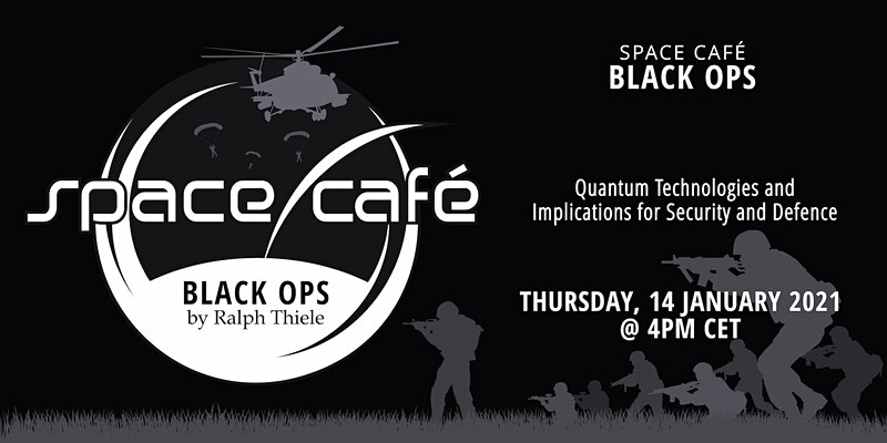 Black Ops by Ralph Thiele #02 - Space Café Black Ops @ Online