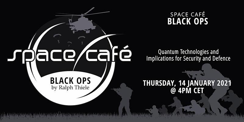 Black Ops byRalph Thiele #02 - Space Café Black Ops @ Online