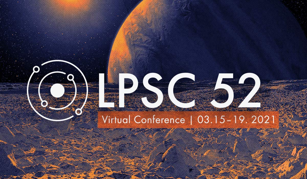 52nd Lunar and Planetary Science Conference (LPSC) @ Online