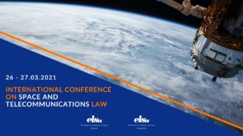 International Conference on Space and Telecommunications Law @ online