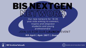NextGen Network Launch | British Interplanetary Society @ Online