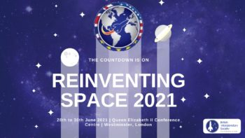 Reinventing Space Conference I British Interplanetary Society @ Online
