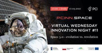 Space 5.0 - evolution vs. revolution   Virtual Wednesday Innovation Night #11 @ Online