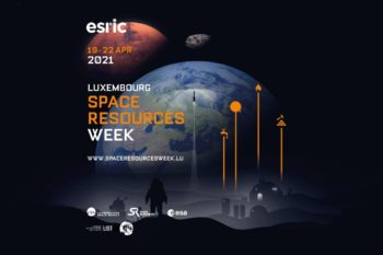 Space resources week 2021 @ Online