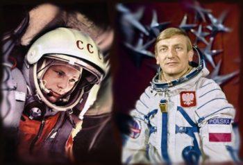 Mirosław Hermaszewski o historii i przyszłości lotów załogowych @ Online w Facebook Live