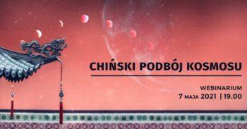 Chiński podbój kosmosu @ Wydarzenie online