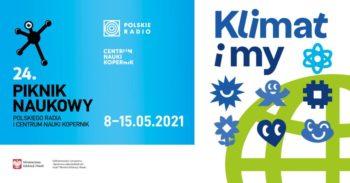 """24. Piknik Naukowy """"Klimat i my"""" @ Online w Facebook Live"""