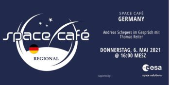 Space Café Germany by Andreas Schepers @ Online w Facebook Live
