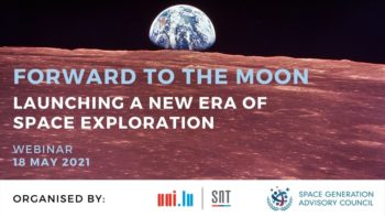 Forward to the Moon - Launching a New Era of Space Exploration @ Online w Facebook Live