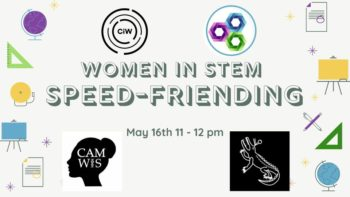 Women in STEM Speed-Friending! @ Online: eventbrite.co.uk