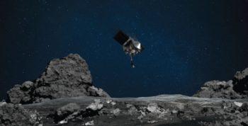 OSIRIS-REx wraca na Ziemię