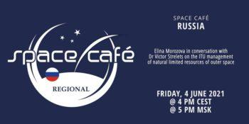 Space Café Russia byElina Morozova @ Online wFacebook Live